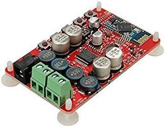 50W CSR8635 Bluetooth 4.0 Audio Empfänger Digital Verstärker Plat TDA7492P 50W