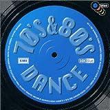 70's&80's ダンス(ブルー)