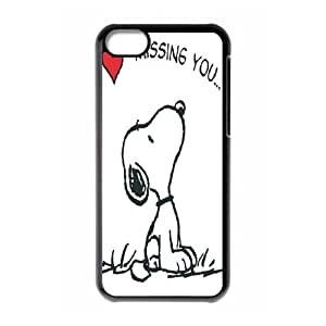 CHENGUOHONG Phone CasePeanut Cartoon Snoopy Series For Iphone 5c -PATTERN-5