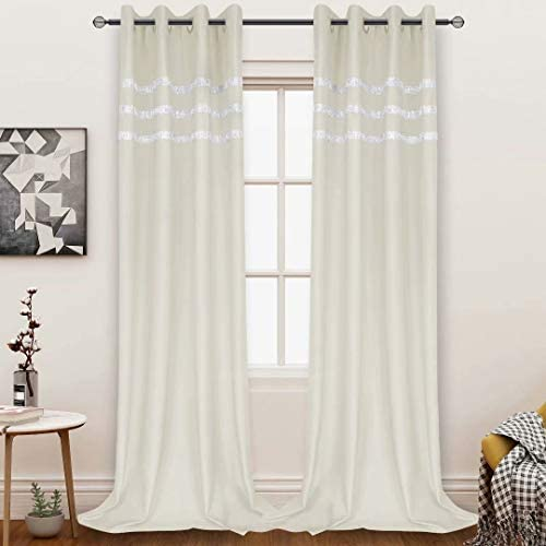 LORDTEX Grommet Curtains