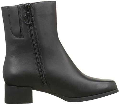 CAMPER Damen Kobo Chelsea Boots Schwarz (Black 002)