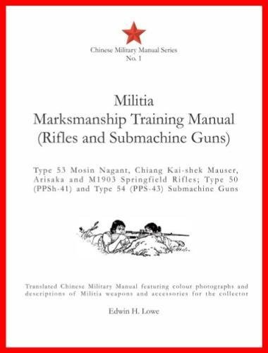 Militia Marksmanship Training Manual : Type 53 Mosin Nagant,