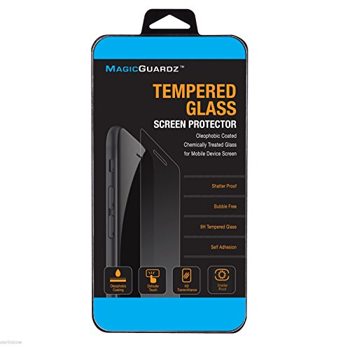 Wholesale Lot of 100x Tempered Glass Film Screen Protector for iPhone 5 5c 5S by Gogad (Image #1)