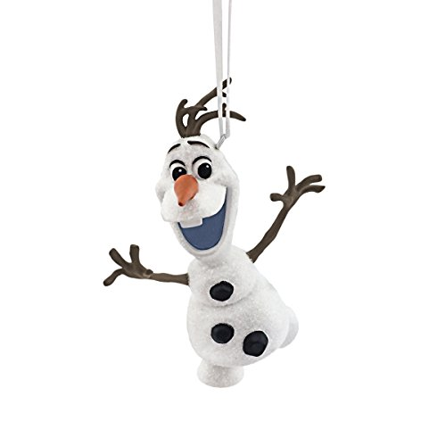 Frozen Olaf Skating Christmas Ornament