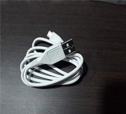 Charge and Data Sync Cable for VIVO Mobile White