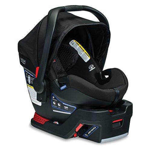Britax B-Safe Ultra Infant Car Seat, Midnight