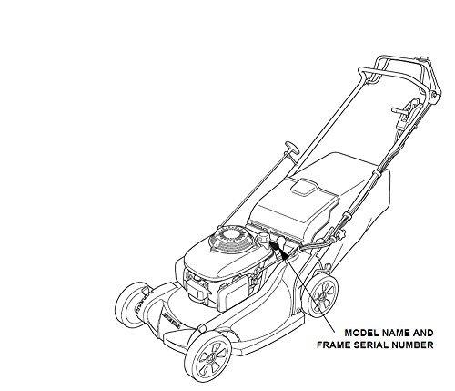 Honda GENUINE OEM HRX217 (HRX2173HYA) (HRX2173HZA) (HRX2173VKA) Walk-Behind Lawn Mowers FABRIC GRASS CATCHER BAG