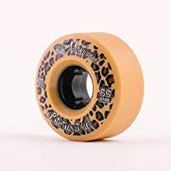 Moxi Trick 55mm Skate Wheels (4-Pack)              Whether you are a casual skater or a competitive trick skater, these skate wheels are a great fit for you. The Moxi Trick 55mm features a 97A hardness urethane formula created...