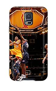 Ryan Knowlton Johnson's Shop los angeles lakers nba basketball (56) NBA Sports & Colleges colorful Samsung Galaxy S5 cases 1028929K564754862