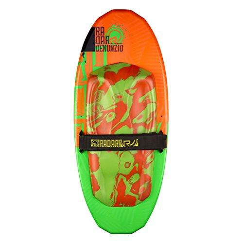 Radar Skis Denunzio Kneeboard 2016 - Juiced Orange-Verde