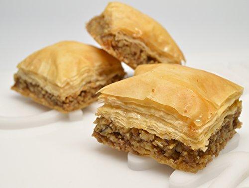 Baklava Walnuts - 60 Pc. (Baklava Greek Pastry)