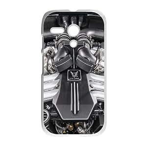 Rolls-Royce Motorola G Cell Phone Case White Gbxui