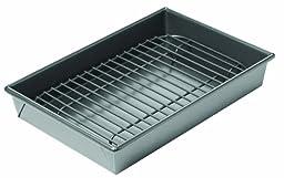 Chicago Metallic 26639 Nonstick Petite Broil & Roast Pan