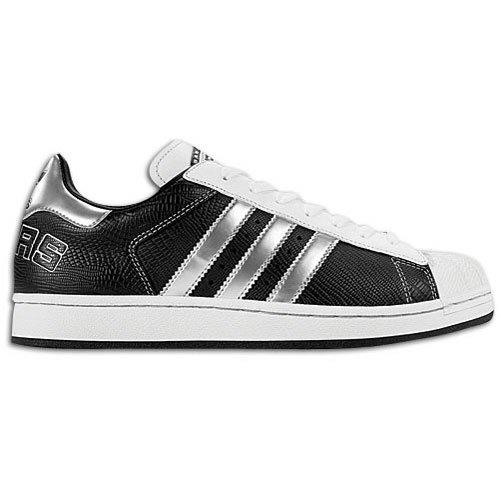 Sputa Adidas Mens Nba Superstar (sz. 10.5, Sproni)