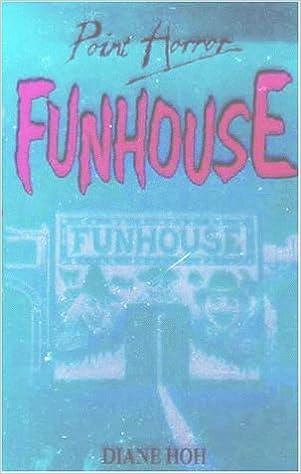 rl stine the haunting hour funhouse