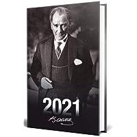 2021 Önder Atatürk Ajandası