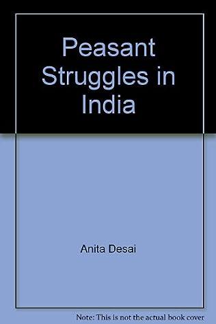 book cover of Peasant Struggles in India