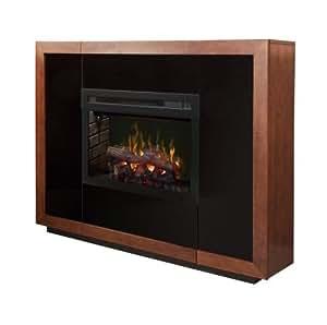 Salazar Mantel Electric Fireplace - Realogs Firebox