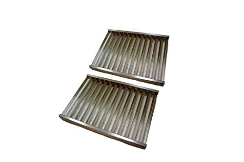 Amazon.com : Tec Gas Grill Factory Replacement Cooking TWO Grates For  Sterling II U0026 Patio II : Grill Parts : Patio, Lawn U0026 Garden