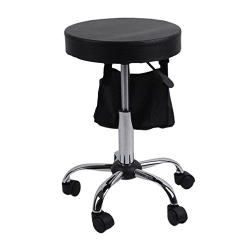 Beauty Salon Rolling Stool Tattoo Massage Facial Spa Adjustable Stool Chair by Graspwind (Image #1)