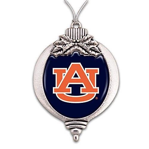 FTH Auburn Tigers Christmas Ornament