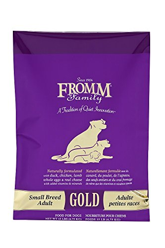 Fromm Gold Small Breed Adult Dry Dog Food