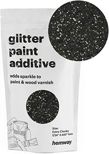 Hemway Glitter Paint Additive Extra Chunky 1/24