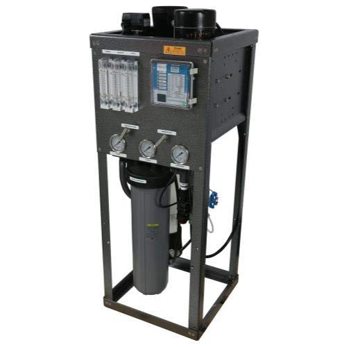 4000 Reverse Osmosis - Ideal H2O Professional Series RO System w/Catalytic Carbon Pre Filter - 4000 GPD