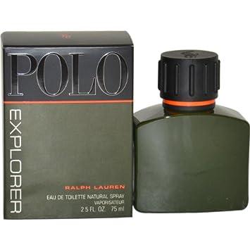 ef8b02c317 Amazon.com   Polo Explorer by Ralph Lauren for Men - 2.5 Ounce EDT Spray    Beauty