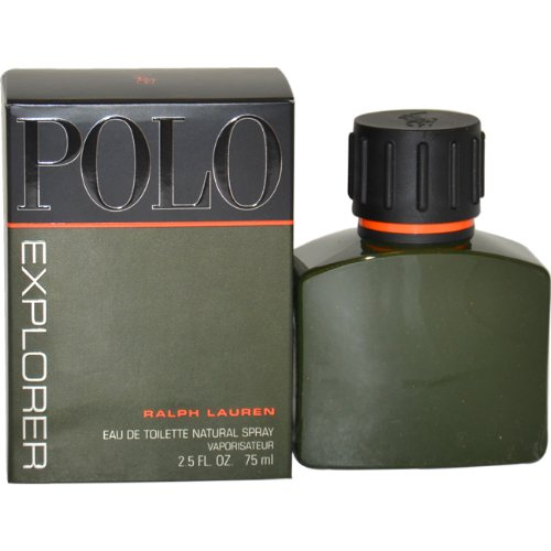 Polo Explorer by Ralph Lauren for Men - 2.5 Ounce EDT Spray ()