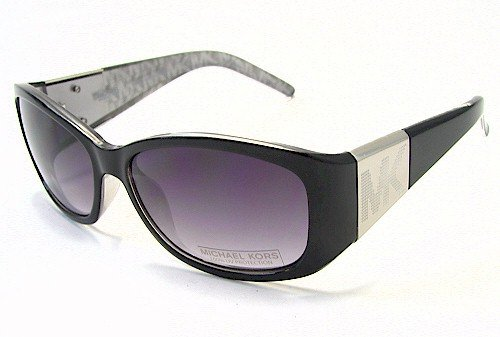 14307c9dad83 MICHAEL KORS M2715S Sunglasses Black 001 Bermuda Shades: Amazon.co.uk:  Clothing