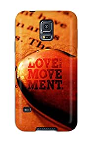 High Quality Love Case For Galaxy S5 / Perfect Case 7785772K54633035