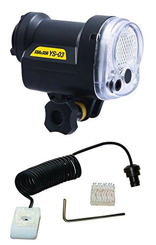 Sea & Sea YS-03 w/Fiber Optic Cable/Core/Diffuser by Sea & Sea