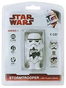Máquina de Star Wars Tyme 8 GB unidad Flash Usb de dos minifiguras ...