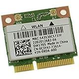 Dell Wireless DW1705 WLAN WiFi 802.11 b/g/n + Bluetooth 4.0 Half-Height Mini-PCI Express Card - C3Y4J