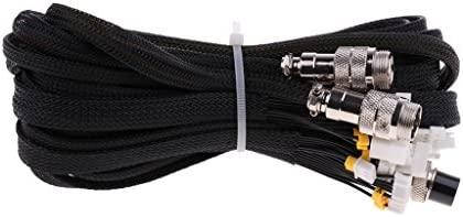 IPOTCH Cable de Extensión Ideal para Impresora 3D Creality ...