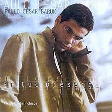 Paulo Cesar Baruk Cd Playback Em Tua Presença Paulo Cesar Baruk