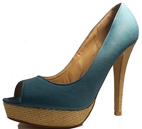 Escarpins Pour Blau 3 Femme w hohenlimburg gx8EnwqS60