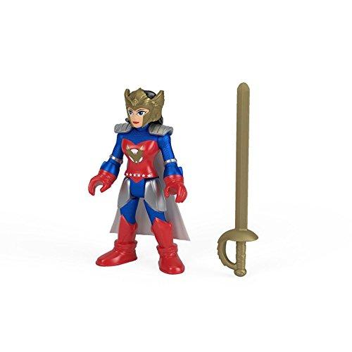 Amazon.com: Imaginext DC Super Friends Series 4 FLASHPOINT WONDER ...
