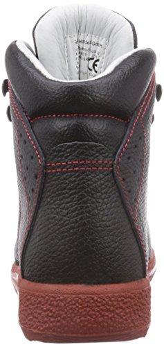 MTS  Sicherheitsschuhe  Santos Professional Torpedo Plus S2 HI 4933, Chaussures de sécurité mixte adulte - Noir - Noir, 45 EU