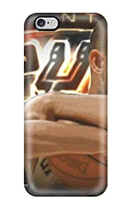 Premium SdXNLVh2875URUJu Case With Scratch-resistant/ Tim Duncan Case Cover For Iphone 6 Plus