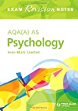 AQA (A) AS Psychology, Paul Humphreys and Jean-Marc Lawton, 0340949759