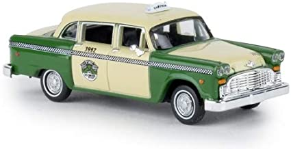 1:87 h0 Brekina baterista-checker CAB taxi estados unidos américa automóviles modelos para la selección