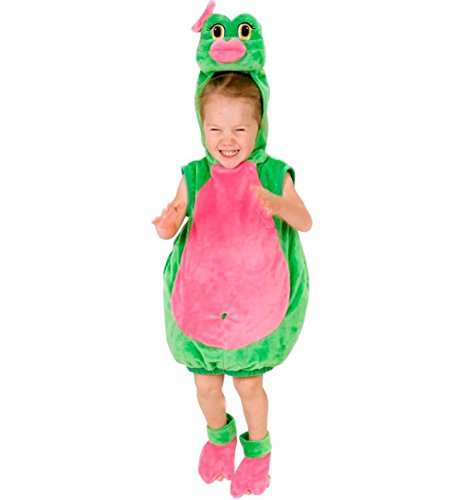 Princess Frog Infant Costumes (Little Girl Frog Costume - 12/18 Months - 12/18 Months)