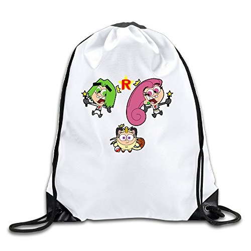 Price comparison product image LCNANA Team Rocket Personality One Size Tote Bag