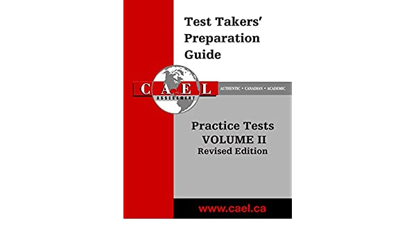 the cael assessment test takers preparation guide volume 2 rh amazon ca College Test -Taking Test Btaker