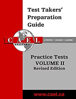 the cael assessment test takers preparation guide volume 2 rh amazon ca Test-Taker Cartoon Test Jokes