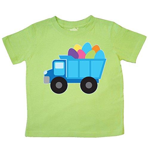 inktastic - Easter Egg Truck Boys Toddler T-Shirt