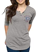 NFL Women's Long Sleeve Halftime Henley Tee from Amazon.com, LLC *** KEEP PORules ACTIVE ***