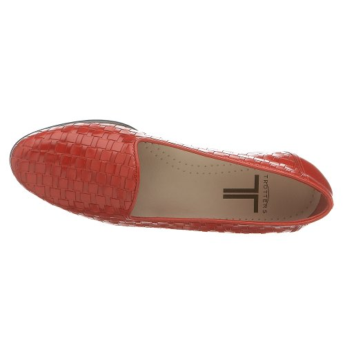 Trotters Womens Liz Loafer Red